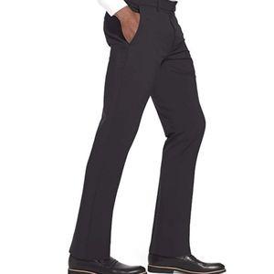 NEW Van Heusen Flex Slim Dress Pant Flat  36x32